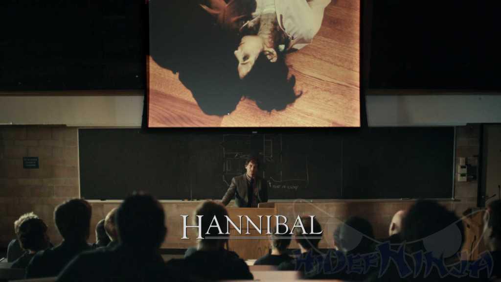 Hannibal Season One Blu Ray Review Hi Def Ninja Blu