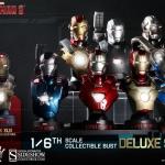 Iron Man HT bust set 01