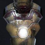 Iron Man HT bust set 09