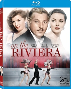 On the riviera cover