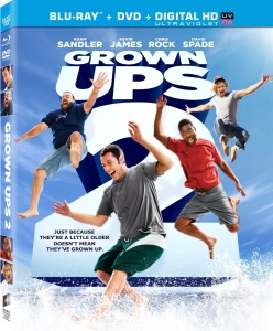 Grown ups 2 cover