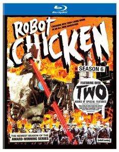 Robot chicken s6