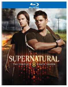 supernatural s8 cover
