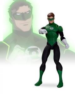 DC JL war green lantern