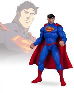 DC JL war superman