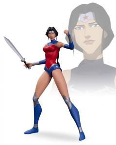 DC JL war wonder woman