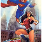 Superman NYCC poster