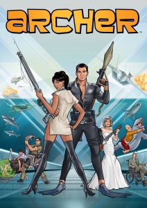 Archer s4 cover
