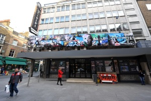 Themed graffiti banner 'Breaking Bad' PCC