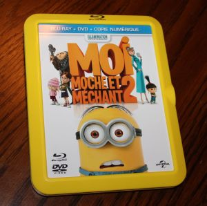 Despicable Me 2 Blu-ray Fr4me