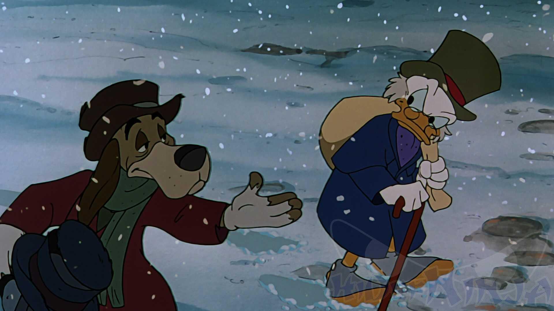 mickeyschristmascarol 2 mickeys christmas carol - Mickeys Christmas Carol Blu Ray