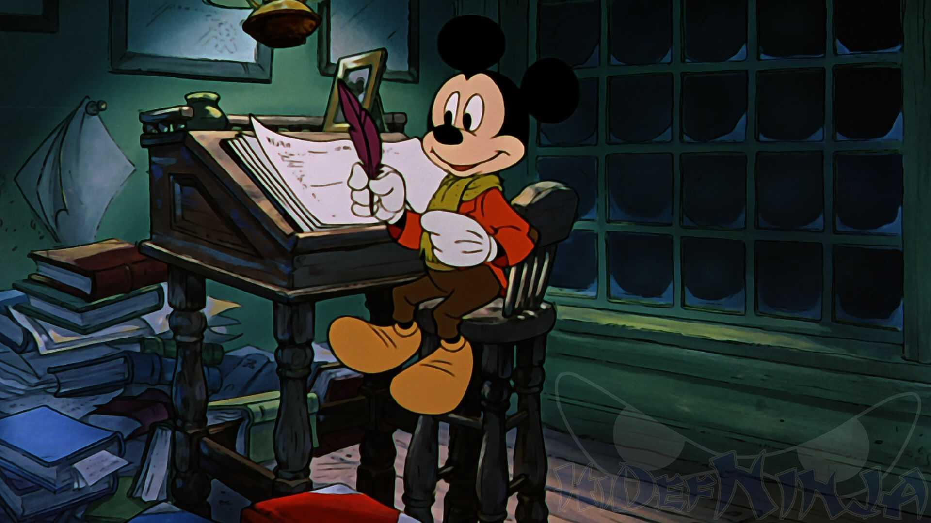 Mickey's Christmas Carol Blu-ray Review | Hi-Def Ninja - Blu-ray SteelBooks - Pop Culture ...
