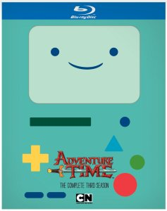 adventure time s3 cover