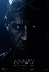 Riddick blu cover
