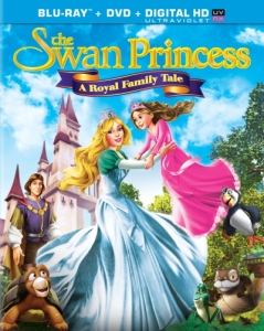 swan princess cover