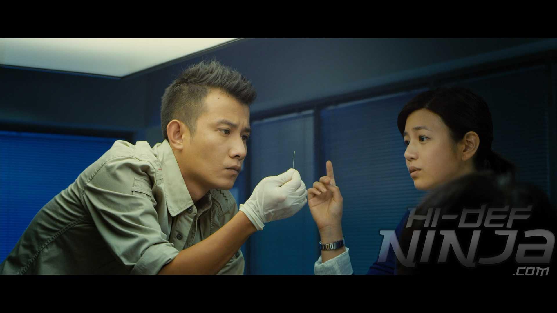 Badges Of Fury Blu Ray Review Hi Def Ninja Blu Ray Steelbooks