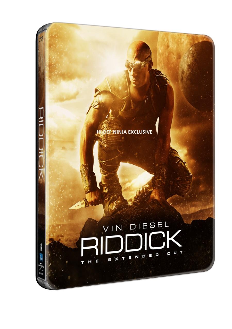 riddick steel