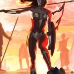 Wonder woman PF 18