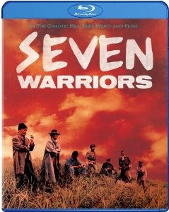 Seven warriors cover