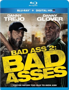 Bad ass 2 cover