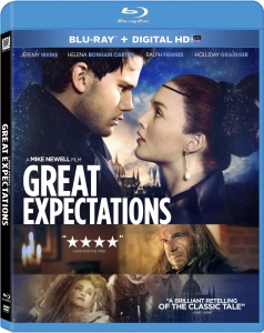 Great expectations cover