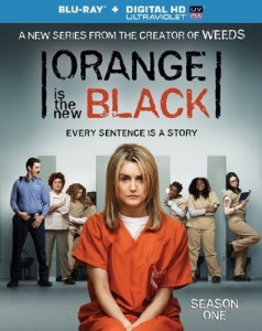 Orange is the hew black s1 cover