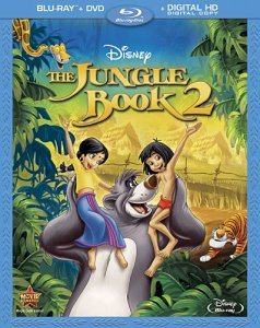 jungle book 2 cover