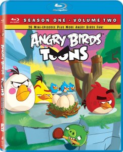 angry birds s1v2 cover