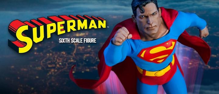 superman sixth SS banner