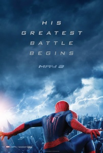 Amazing spiderman 2 poster
