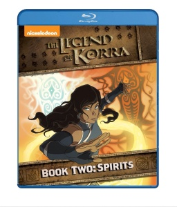 Legend of korra book 2 cover
