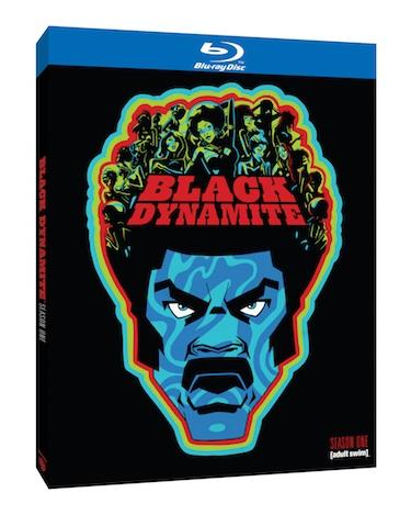 Black dynamite s1 cover