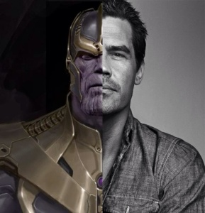 Josh Brolin Thanos