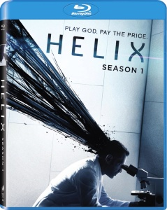 Helix season 1 cover