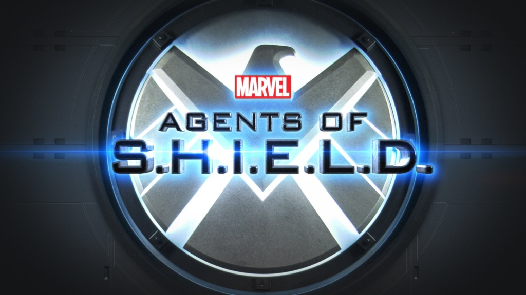 Marvels agent of shield banner