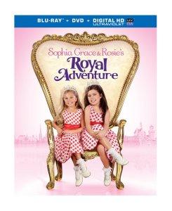 sophia rosie RA cover