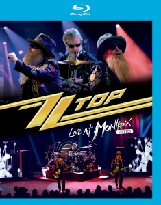 ZZ top live in Montreux cover