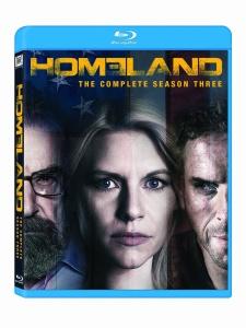 Homeland s3 cover