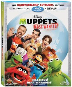 Muppets most wanted cover