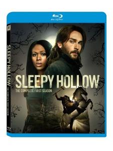 Sleepy hollow s1 cover