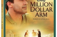 Million dollar arm cover