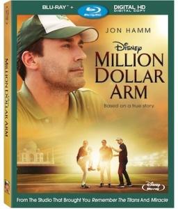 Million dollar arm cover