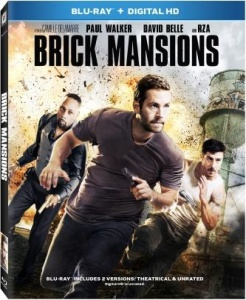 Brick mansions Cover