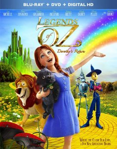 legends of oz cover