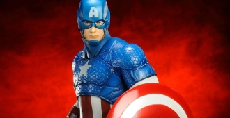 Kotobukiya-Marvel-NOW-Captain-America-ARTFX