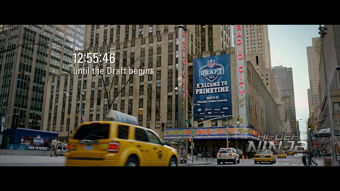 Draft Day Blu-ray