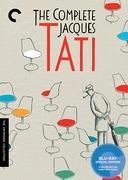 Complete Jacques Tati cover