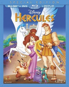 Disney Hercules cover