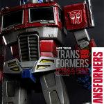 optimus prime HT 13