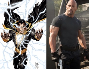 Rock black Adam photo